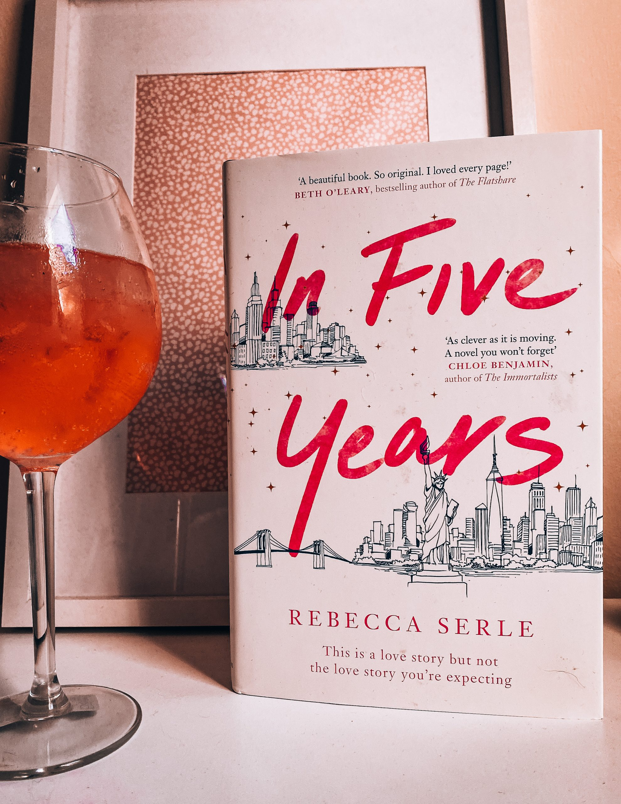 Book Review| In Five Years by Rebecca Serle