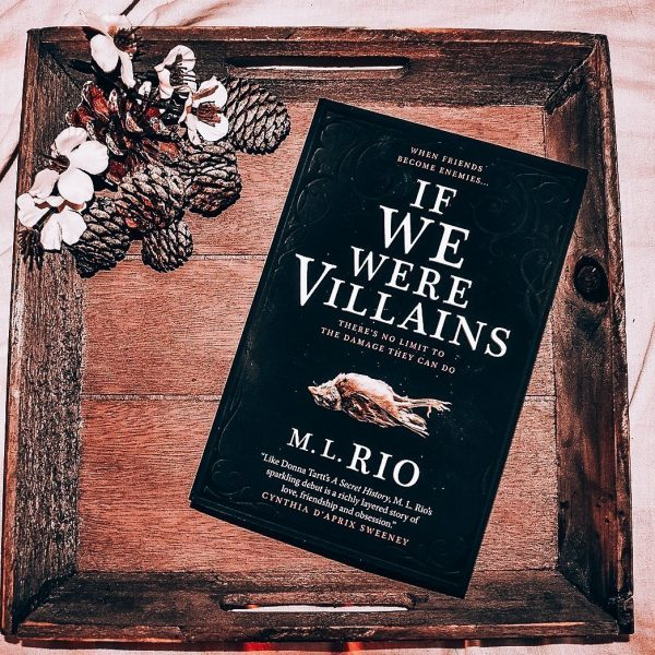 Book Review | If We Were Villains by M. L. Rio