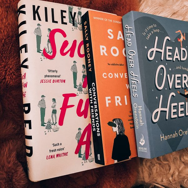 June Reading Wrap Up